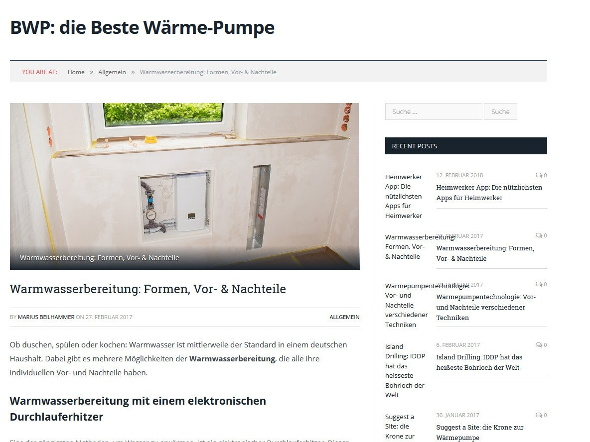 Bundesverband Warmepumpe Gebaudetechnik Beratungsstellen