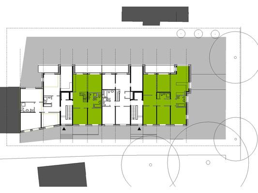 mehrgenerationenhaus in hamburg d mmstoffe. Black Bedroom Furniture Sets. Home Design Ideas
