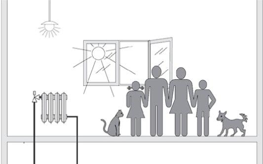 berechnen der norm heizlast w rmebedarf heizung. Black Bedroom Furniture Sets. Home Design Ideas