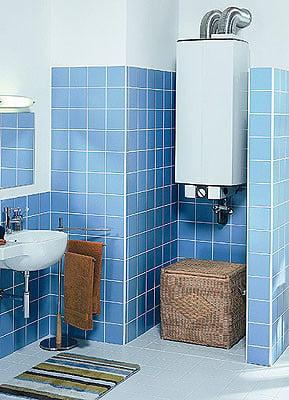 warmwasserbereitung aus der raumluft heizung warmwasserbereitung baunetz wissen. Black Bedroom Furniture Sets. Home Design Ideas