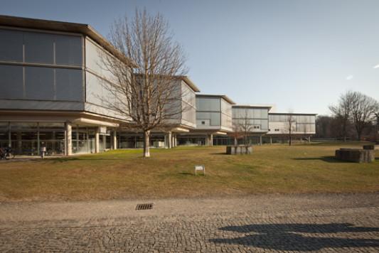 Sanierung Der Unibibliothek In G Ttingen Fassade