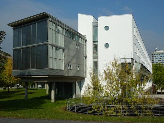 Sanierung der unibibliothek in g ttingen fassade Clauss markisen leinfelden echterdingen