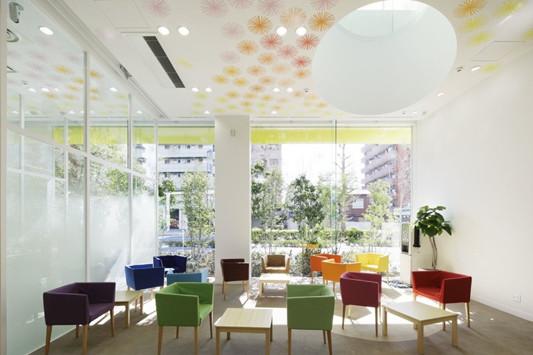 Sugamo Shinkin Bank in Tokio/J | Fassade | Gewerbe/Industrie ...