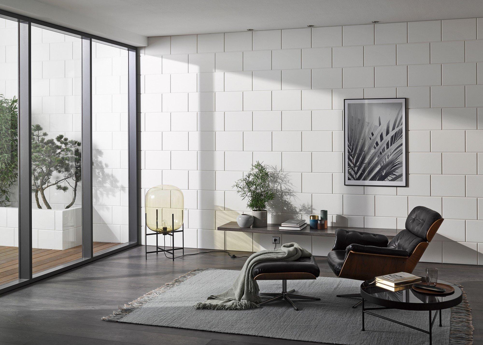 Kalksandstein Sichtmauerwerk Im Innenraum