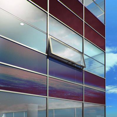 warmfassade glas glossar baunetz wissen. Black Bedroom Furniture Sets. Home Design Ideas