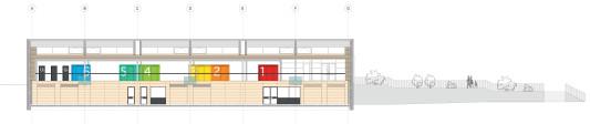 sporthalle der theodor litt schule in michelstadt boden sport freizeit baunetz wissen. Black Bedroom Furniture Sets. Home Design Ideas