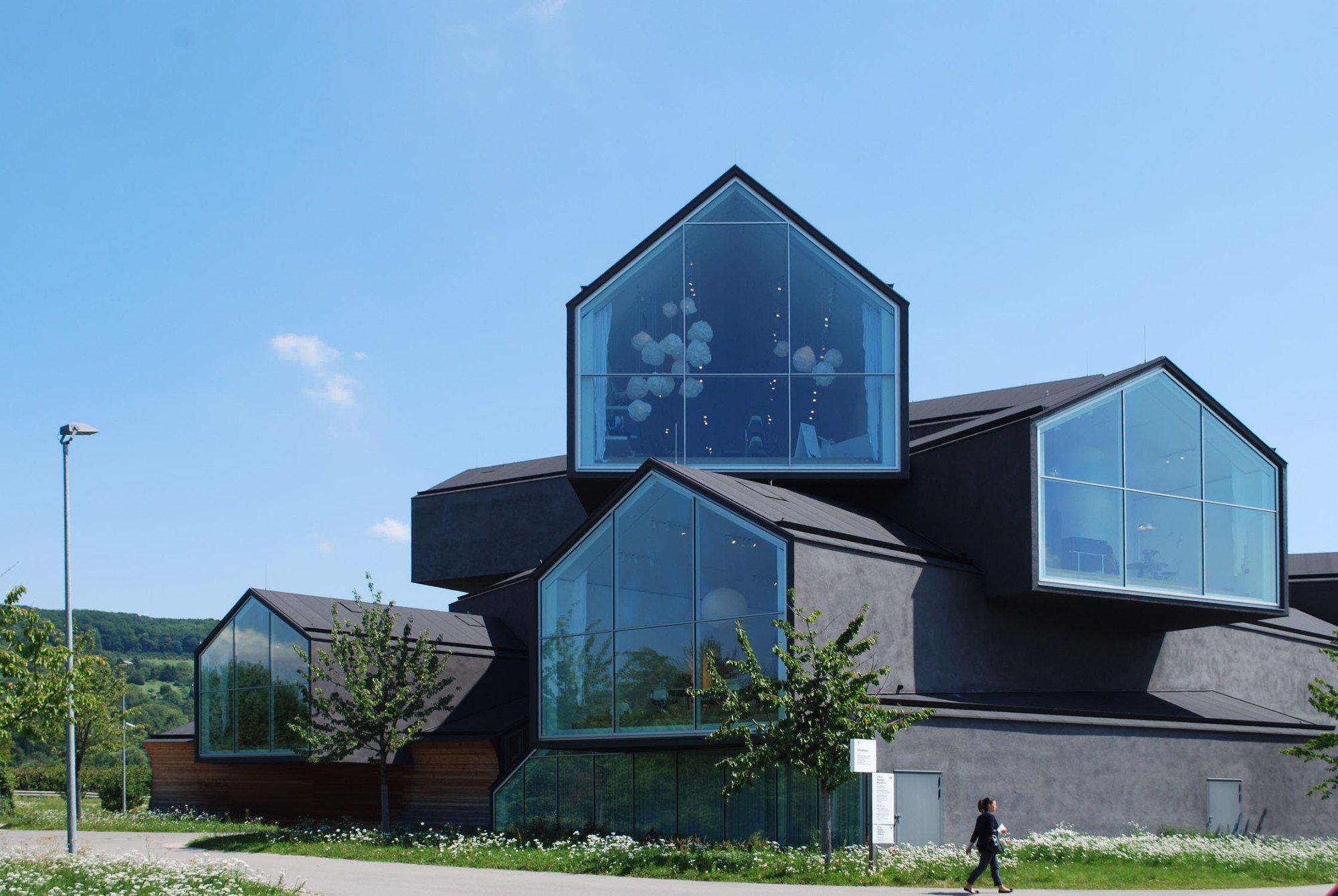 Vitrahaus in Weil am Rhein | Heizung | Büro/Gewerbe | Baunetz_Wissen
