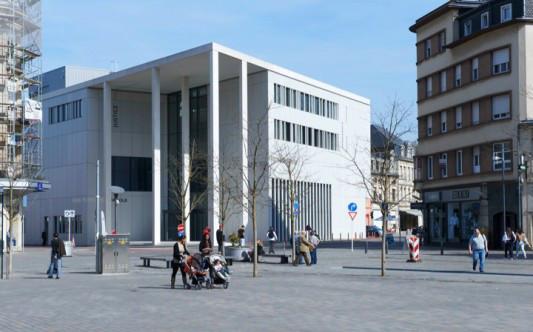 Friedensgericht in Esch-sur Alzette