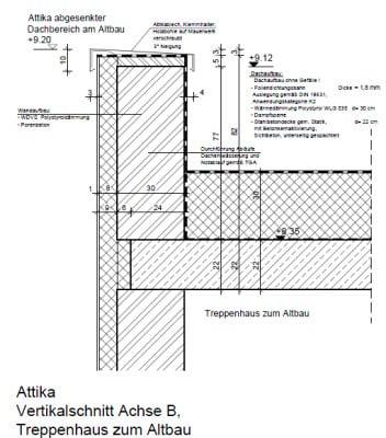 verwaltung der stadtwerke lemgo flachdach b ro und verwaltung baunetz wissen. Black Bedroom Furniture Sets. Home Design Ideas