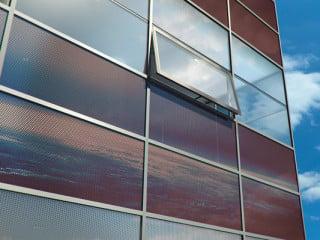 solarzellen wie efeubl tter solar news produkte baunetz wissen. Black Bedroom Furniture Sets. Home Design Ideas