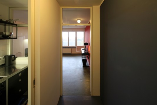 wohnung 402 im corbusierhaus berlin boden wohnen baunetz wissen. Black Bedroom Furniture Sets. Home Design Ideas