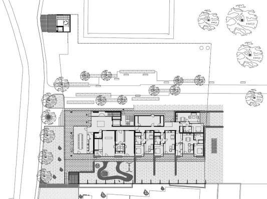 mehrgenerationenhaus in bludenz schiefer wohnen mfh baunetz wissen. Black Bedroom Furniture Sets. Home Design Ideas