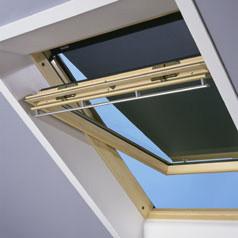 Jalousien für Wohndachfenster | Sonnenschutz | Jalousien