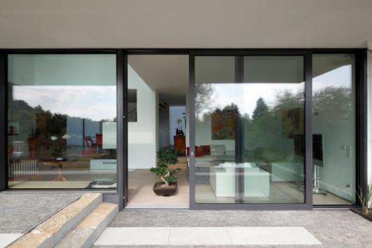 wohnhaus in falkenberg solar wohnen baunetz wissen. Black Bedroom Furniture Sets. Home Design Ideas