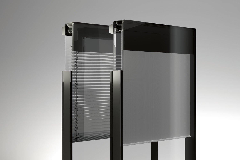 glasintegrierter sonnenschutz sonnenschutz verglasungen baunetz wissen. Black Bedroom Furniture Sets. Home Design Ideas