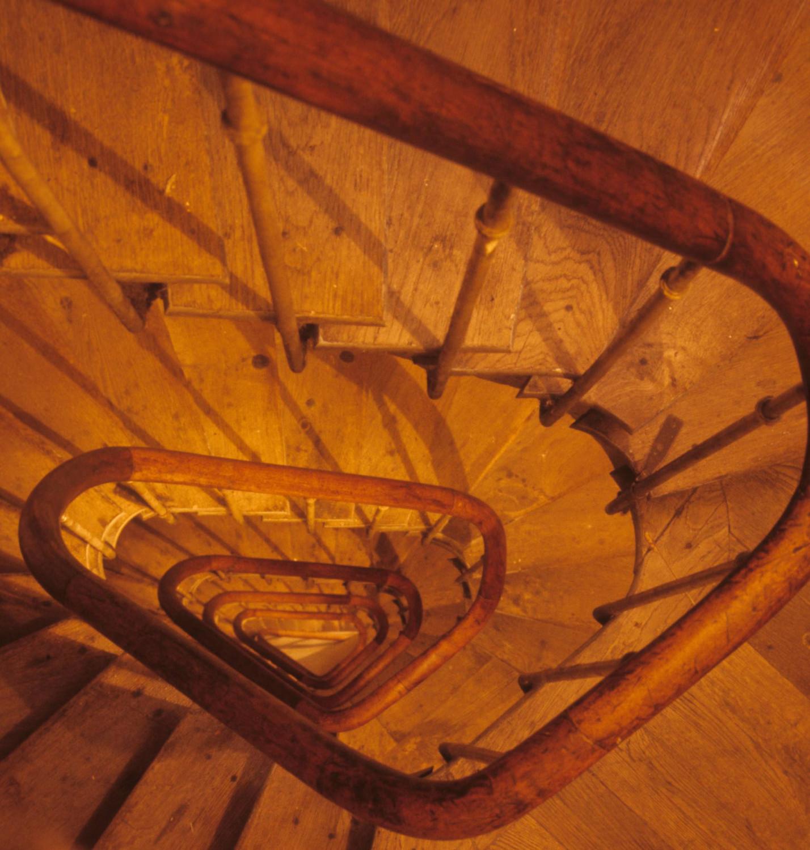 Turbo Handlauf   Treppen   Treppenelemente   Baunetz_Wissen HJ83