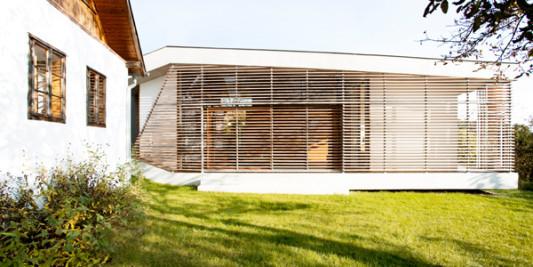 Super Anbau eines Wohnhauses in Deutsch Kaltenbrunn   Bad und Sanitär ST26