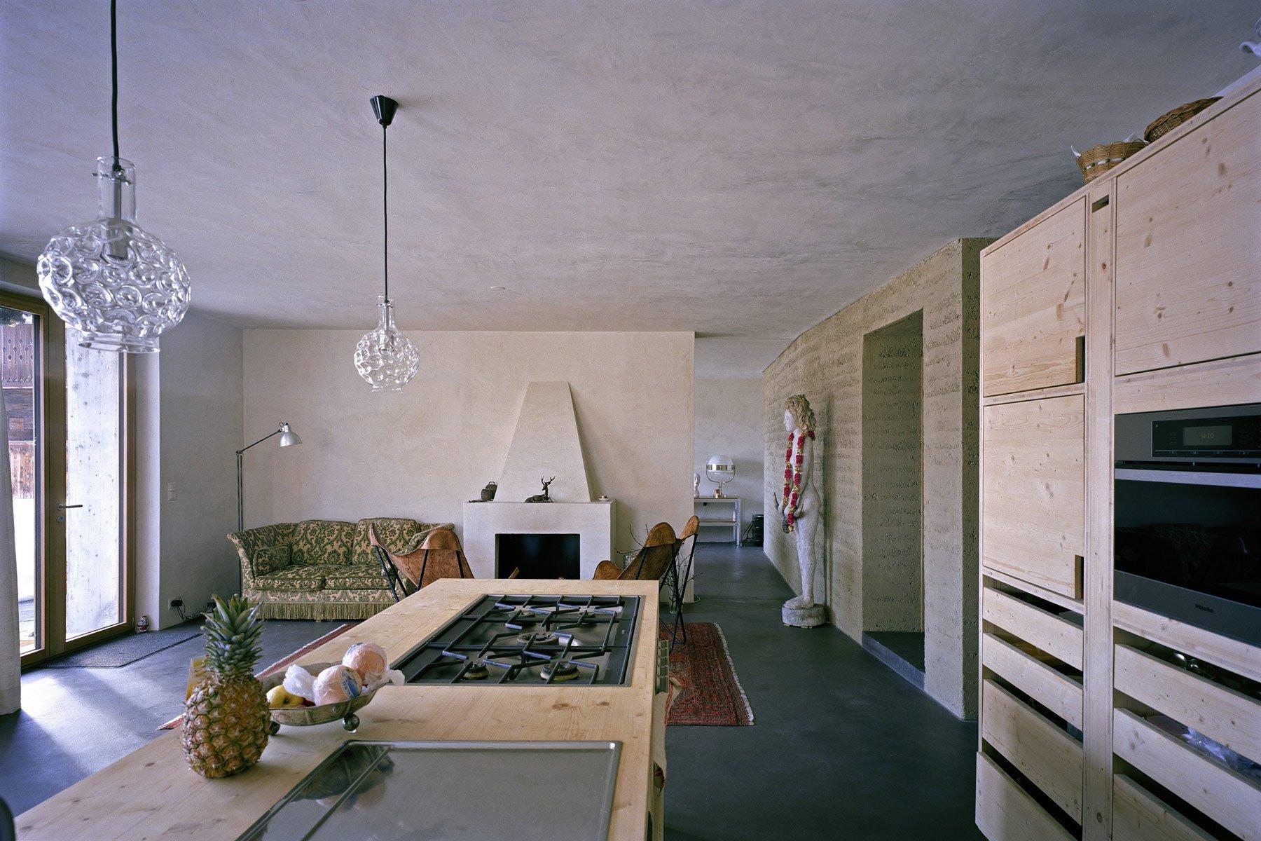 Wohnhaus in Flims | Gesund Bauen | Wohnen | Baunetz_Wissen