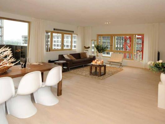 zwei wohnhochh user in amsterdam schiefer wohnen mfh baunetz wissen. Black Bedroom Furniture Sets. Home Design Ideas