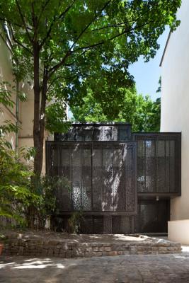 Maison Escalier in Paris | Sonnenschutz | Wohnen ...