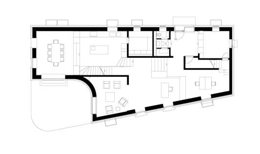villa in k snacht mauerwerk wohnen efh baunetz wissen. Black Bedroom Furniture Sets. Home Design Ideas