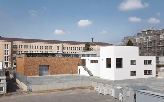 Betriebsgebäude Artis in Berlin