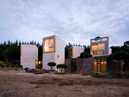 Maison L in Yvelines bei Paris | Beton | Wohnen/EFH | Baunetz_Wissen