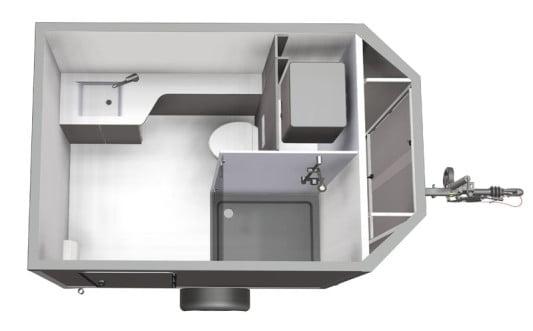mobiles badezimmer bad und sanit r news produkte archiv baunetz wissen. Black Bedroom Furniture Sets. Home Design Ideas