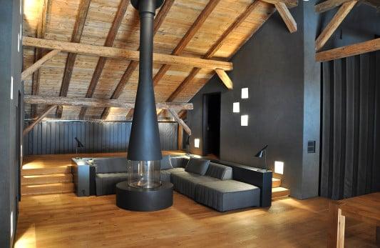 villa solaire in morzine | bad und sanitär | hotel/gastronomie, Hause ideen