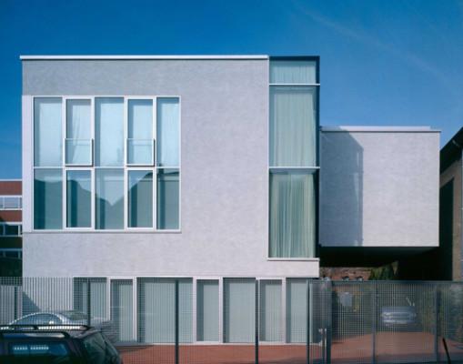 Wohnhaus in Münster   Bad und Sanitär   Wohnen   Baunetz_Wissen
