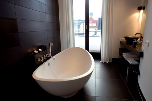 hotel ceres am meer in binz auf r gen bad und sanit r hotel gastronomie baunetz wissen. Black Bedroom Furniture Sets. Home Design Ideas