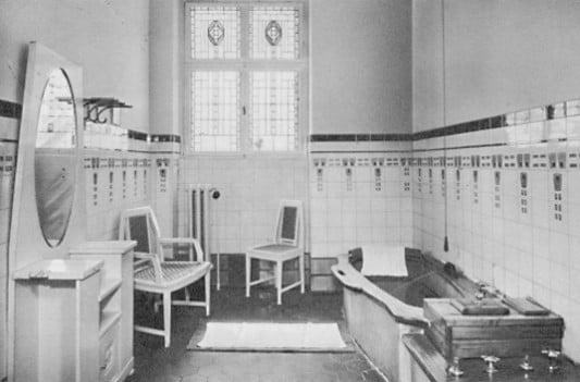 Historische Einfuhrung Bad Und Sanitar Geschichte Des Bads Baunetz Wissen