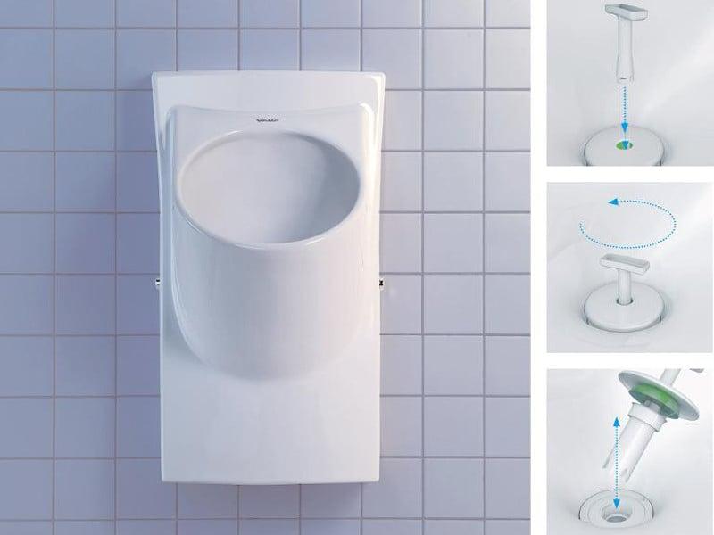 urinale bad und sanit r wcs urinale baunetz wissen. Black Bedroom Furniture Sets. Home Design Ideas