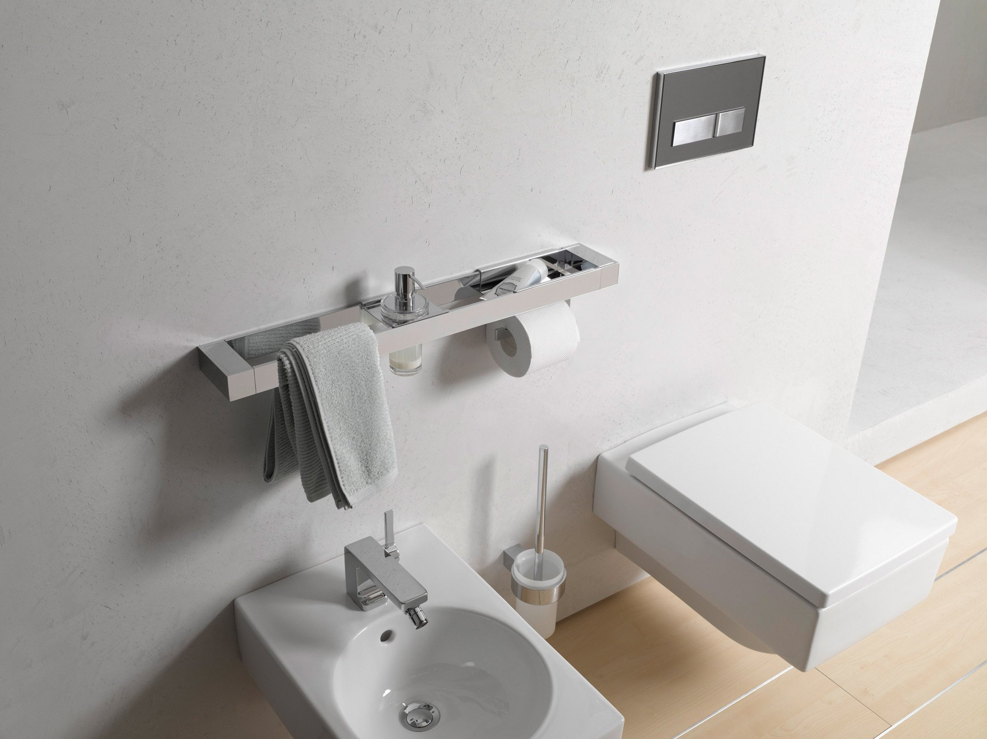 Einzelstuecke Im Badzubehoer : Accessoires Bad Und Sanitär Zubehör Baunetz  Wissen
