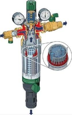 Häufig Trinkwasser-Hausanschluss | Bad und Sanitär | Trinkwasser ZB71