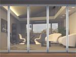 faltbare glasw nde mit erh htem einbruchschutz sicherheitstechnik news produkte. Black Bedroom Furniture Sets. Home Design Ideas