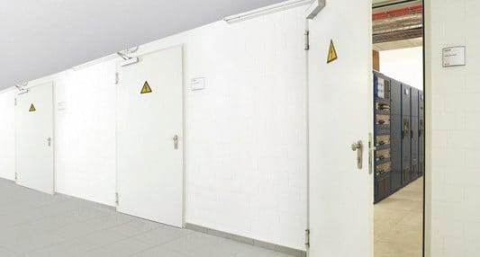 Rauchschutzabschl Sse Brandschutz Bauprodukte