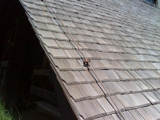 Blitzschutz Brandschutz Haustechnische Anlagen Baunetz Wissen