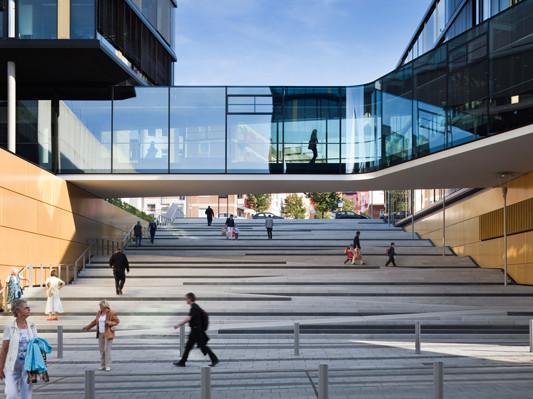 Zentrale der Aachen M�nchener Versicherung in Aachen