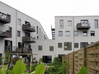 wohnblock parkrand in amsterdam mauerwerk wohnen mfh baunetz wissen. Black Bedroom Furniture Sets. Home Design Ideas
