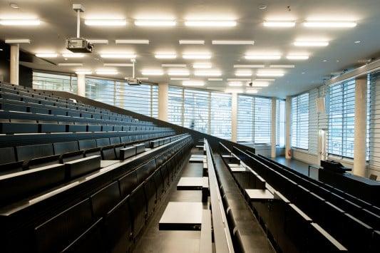 unipark nonntal in salzburg boden bildung baunetz wissen. Black Bedroom Furniture Sets. Home Design Ideas