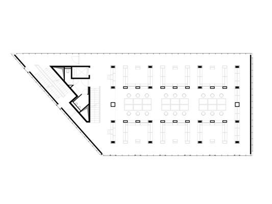 folkwang bibliothek in essen glas bildung baunetz wissen. Black Bedroom Furniture Sets. Home Design Ideas