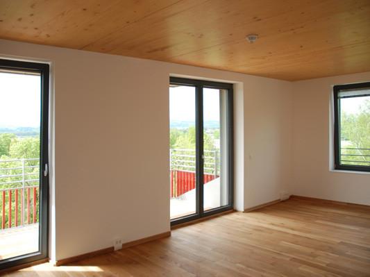 achtgeschossiger holzbau in bad aibling brandschutz. Black Bedroom Furniture Sets. Home Design Ideas