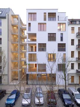 Brandw nde ii brandschutz baustoffe bauteile baunetz - Skelettbau architektur ...