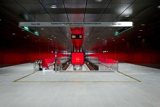 U-Bahnhof Hafencity Universität in Hamburg | Elektro | Sonderbauten ...