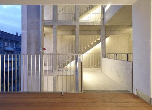 mehrfamilienhaus e3 in berlin brandschutz wohnbauten. Black Bedroom Furniture Sets. Home Design Ideas