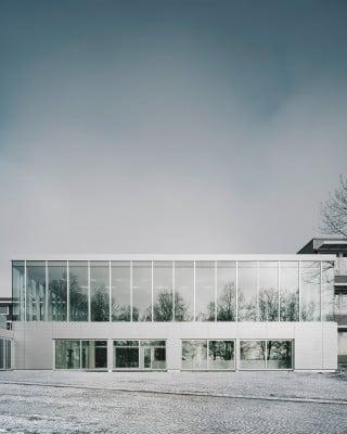 Forum am Eckenberg-Gymnasium in Adelsheim