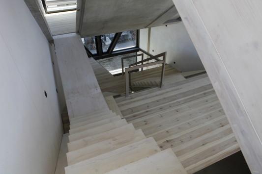 stadthaus b14 in berlin beton wohnen efh baunetz wissen. Black Bedroom Furniture Sets. Home Design Ideas