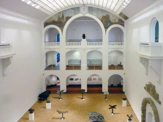 st dtisches museum in braunschweig altbau kulturbauten baunetz wissen. Black Bedroom Furniture Sets. Home Design Ideas
