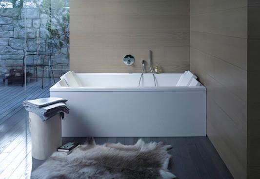 Wandarmaturen badewanne  Neuauflage der Badkollektion von Philippe Starck | Bad und Sanitär ...